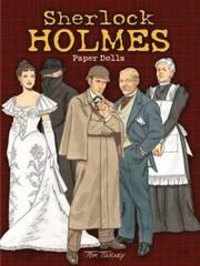 Cover of: Sherlock Holmes Paper Dolls