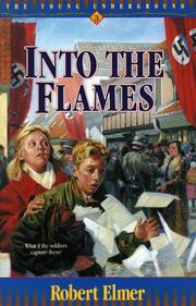 Cover of: Into the flames