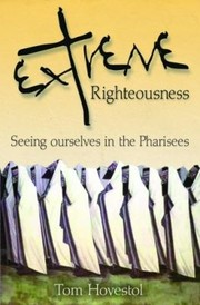 Cover of: Extreme Righteousness