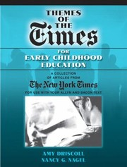 Cover of: Themes of the Times for Early Childhood