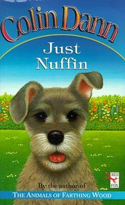Cover of: Just Nuffin