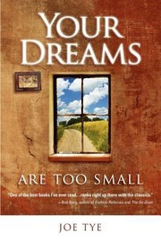Cover of: Your Dreams Are Too Small