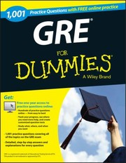Cover of: 1001 GRE Practice Questions For Dummies