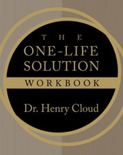 Cover of: The Onelife Solution Workbook