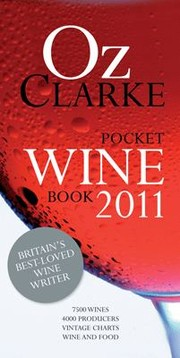 Cover of: Pocket Wine Book 2011
