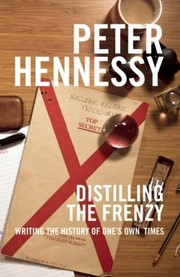 Cover of: Distilling the Frenzy