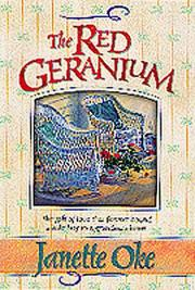 Cover of: The red geranium