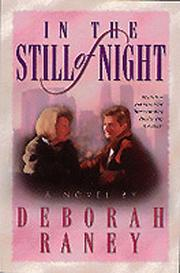 Cover of: In the still of night
