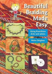 Cover of: Beautiful Braiding Made Easy