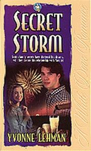 Cover of: Secret storm