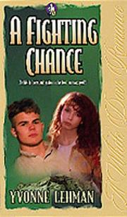 Cover of: A fighting chance