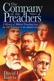 Cover of: The Company of the Preachers Vol 2