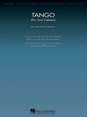Cover of: Tango Por Una Cabeza