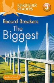 Cover of: Record Breakers  The Biggest |