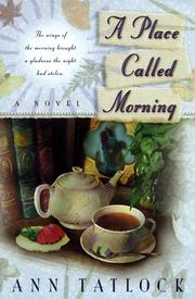 Cover of: A place called morning