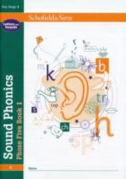 Cover of: Sound Phonics Phase Five Book 1