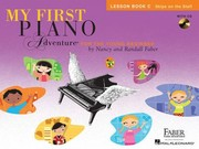 Cover of: My First Piano Adventure Lesson Book C Skips on the Staff