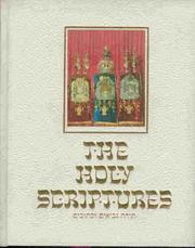 Cover of: Jewish Holy Scriptures |