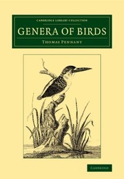Cover of: Genera of Birds