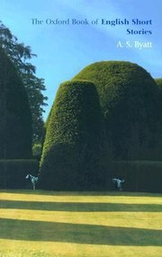 Cover of: The Oxford Book of English Short Stories