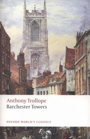 Cover of: Barchester Towers