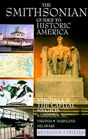 Cover of: Virginia and the capital region