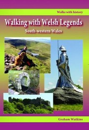 Cover of: Walking with Welsh Legends