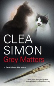 Cover of: Grey Matters
