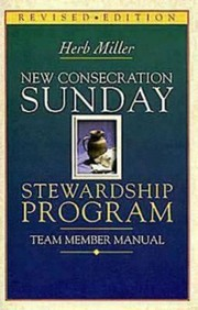 Cover of: New Consecration Sunday Stewardship Program