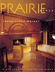 Cover of: Prairie Style