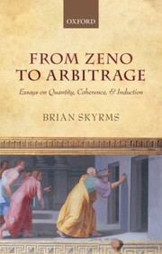 Cover of: From Zeno to Arbitrage
