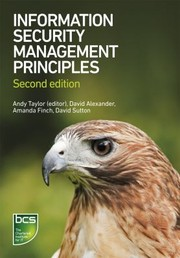 Cover of: Information Security Management Principles
