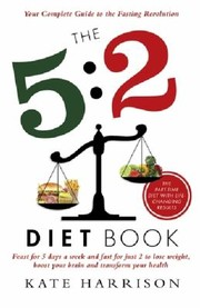 Cover of: The 52 Diet Book
