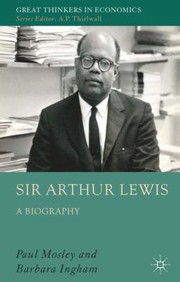 Cover of: Sir Arthur Lewis