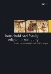 Cover of: Household And Family Religion In Antiquity