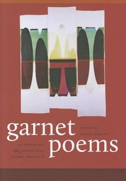 Cover of: Garnet Poems