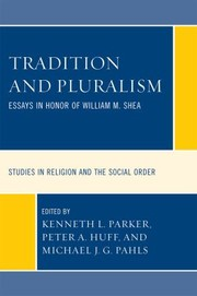 Cover of: Tradition and Pluralism