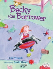 Cover of: Becky the Borrower