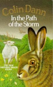 Cover of: In the path of the storm (Farthing Wood)