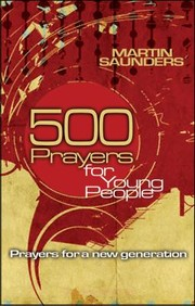 Cover of: 500 Prayers for Young People