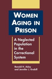 Cover of: Women Aging in Prison