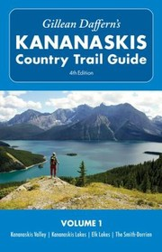 Cover of: Gillean Dafferns Kananaskis Country Trail Guide
