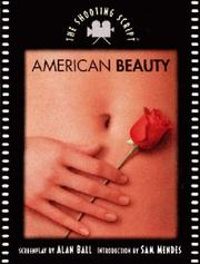Cover of: American Beauty | Alan Ball