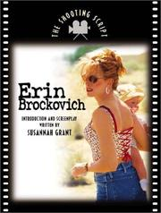 Cover of: Erin Brockovich: The Shooting Script (Newmarket Shooting Script Series)
