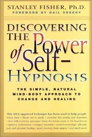 Cover of: Discovering the Power of Self Hypnosis