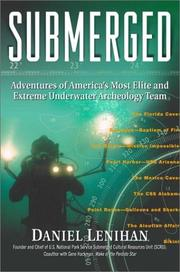 Cover of: Submerged: adventures of America's most elite underwater archeology team