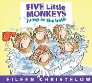 Cover of: Five Little Monkeys Jump In The Bath
