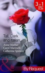 Tall Dark And Italian