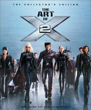 Cover of: The art of X2