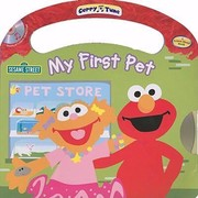 Cover of: My First Pet With CD